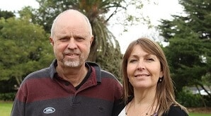 Gerard and Rachel, your friendly and personal auckland based accounting team.